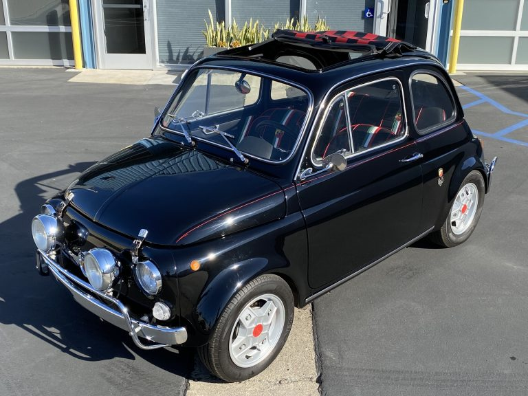 1970 Fiat 500 Abarth 695 Tributo for sale
