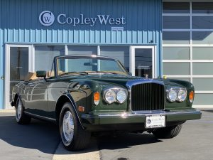 1987 Bentley Continental Convertible for sale