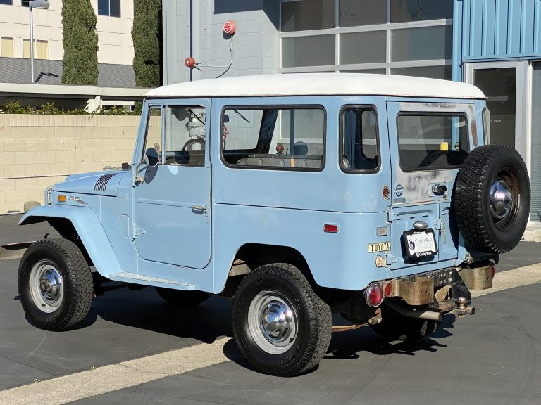 1970 Toyota FJ40 Land Cruiser for sale