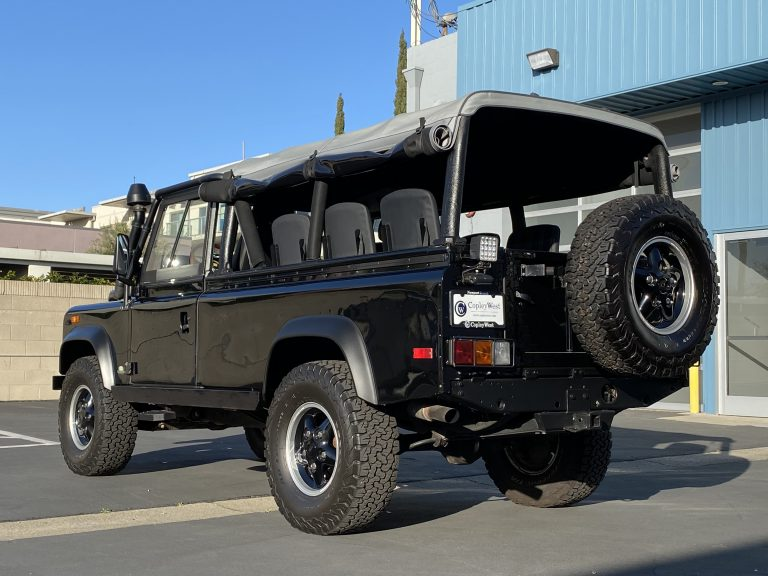 1994-Land-Rover-NAS-Defender-110-Convertible-D90/110-for-sale